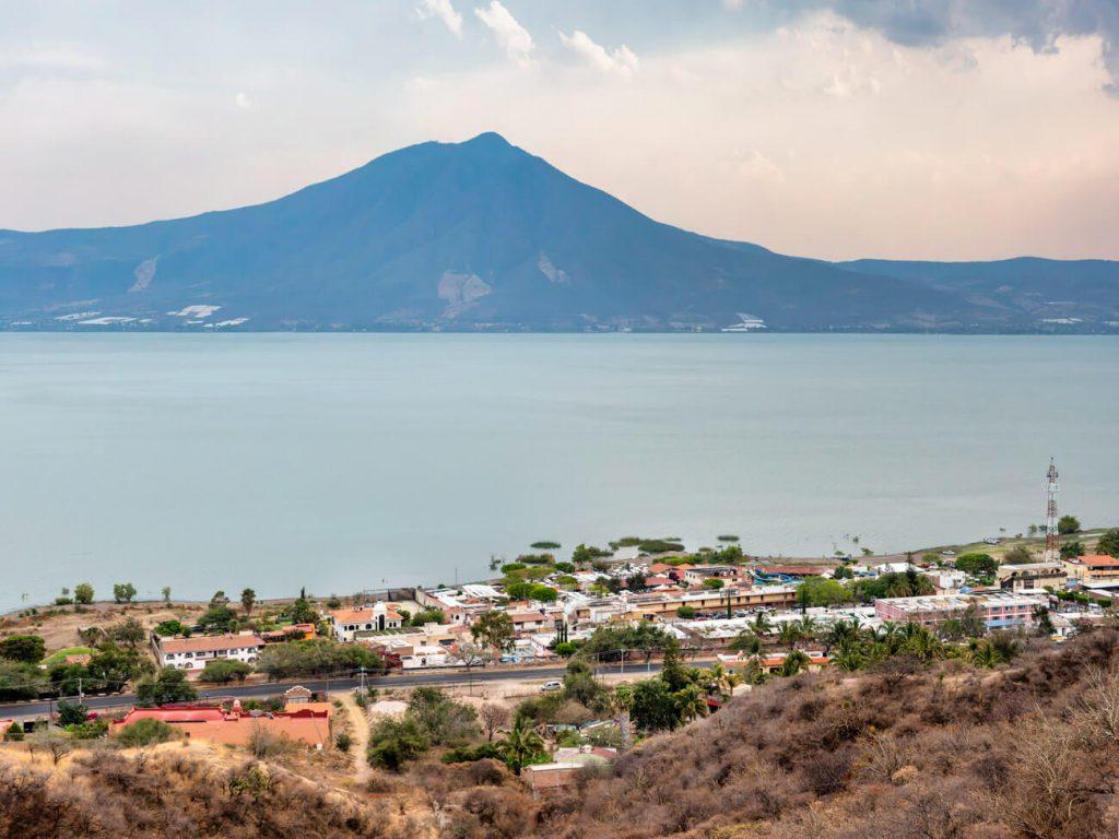 Ajijic, a orillas del Lago de Chapala