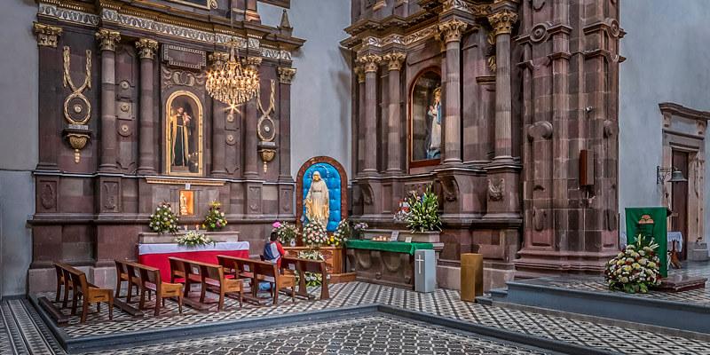 Templo San Francisco en San Miguel de Allende