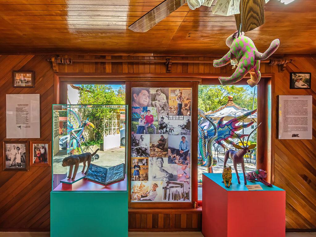 """Casa Museo Manuel Jimenez. """"El Tallador de Sueños"""""""