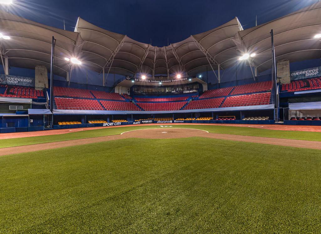 Estadio Eduardo Vasconcelos