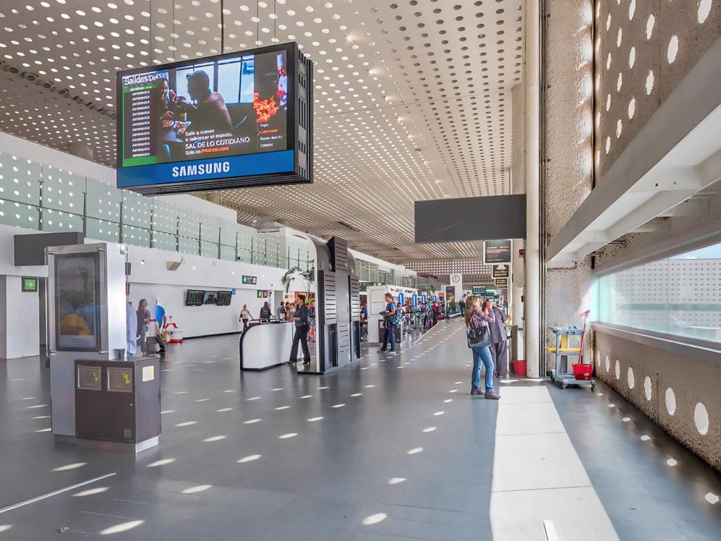 Aeropuerto Internacional de la Ciudad de México (AICM)